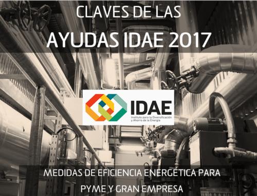 Ayudas IDAE de eficiencia energética para pymes y gran empresa